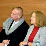 Вячеслав Марусенков и Ирина Звегинцева