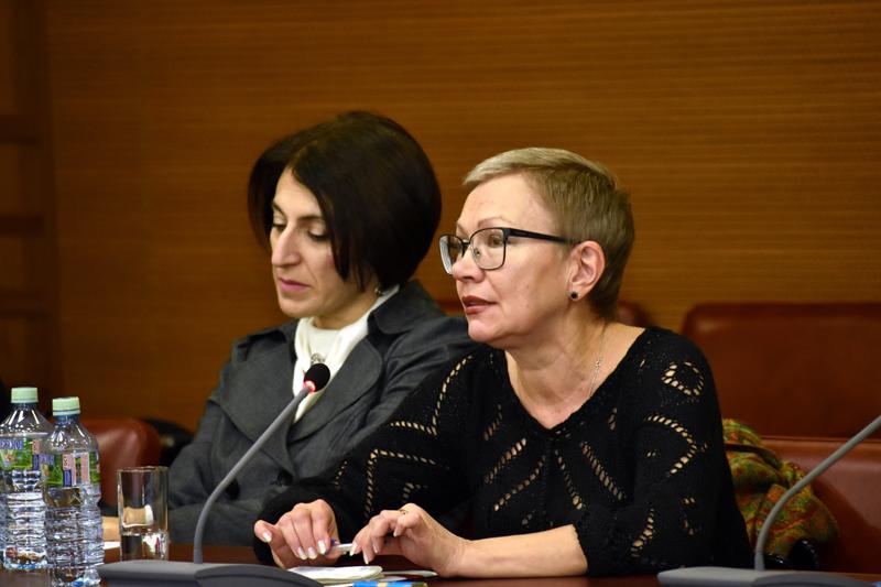 Сирануйш Галстян и Ольга Медведева