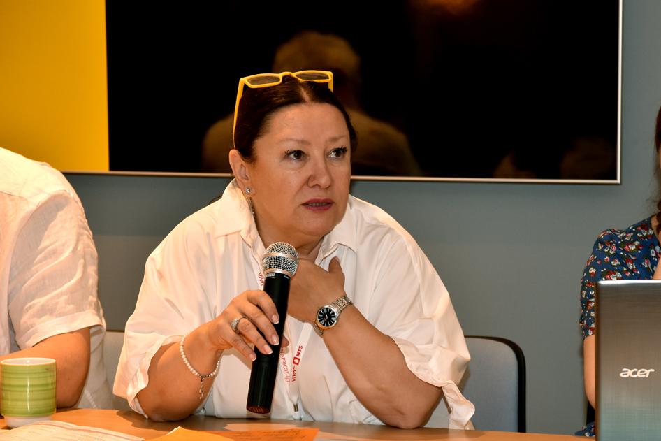 Наталья Иванова