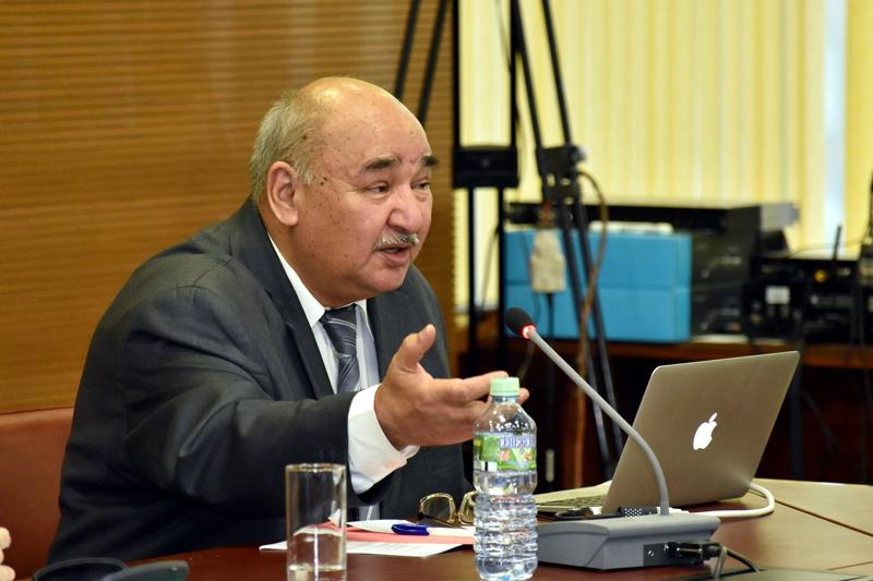 Садулло Рахимов