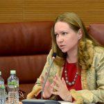 Нина Кочеляева, модератор заседания