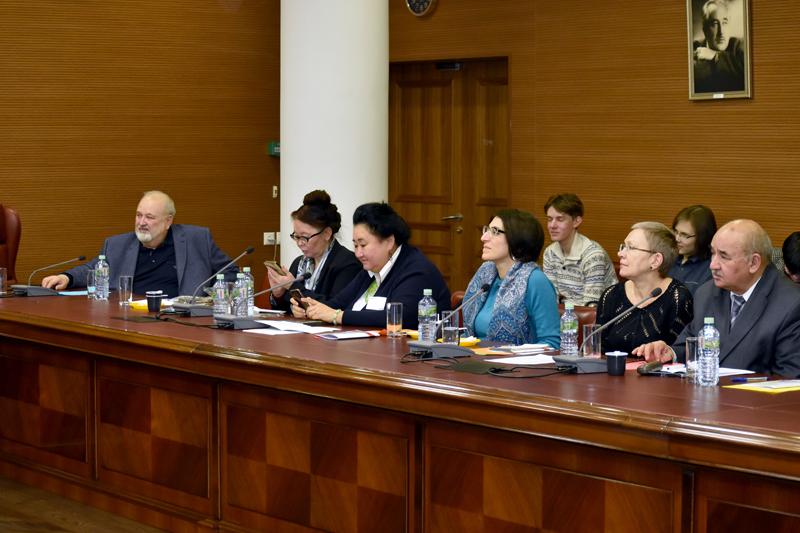 Участники сессии