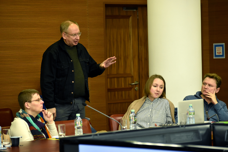 Сергей Каптерев и Варвара Тирахова