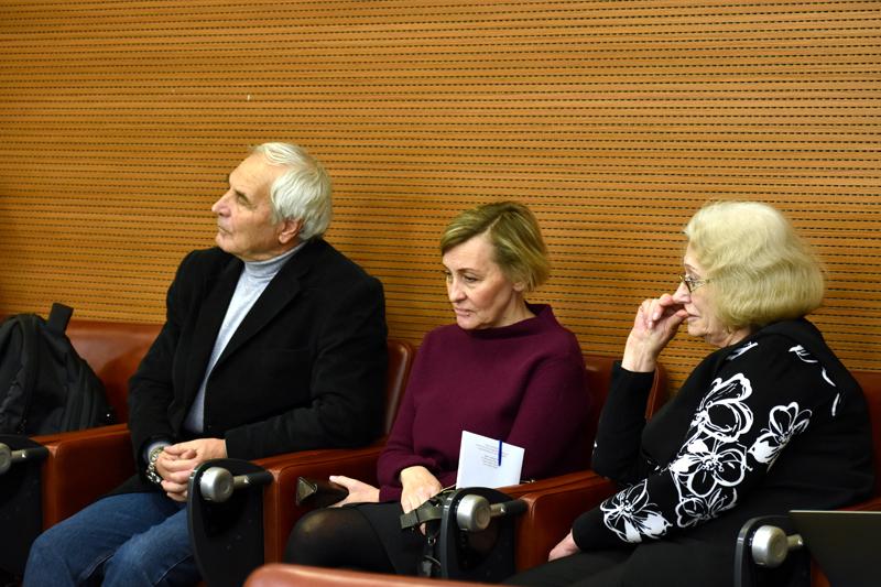 Участники конфернции