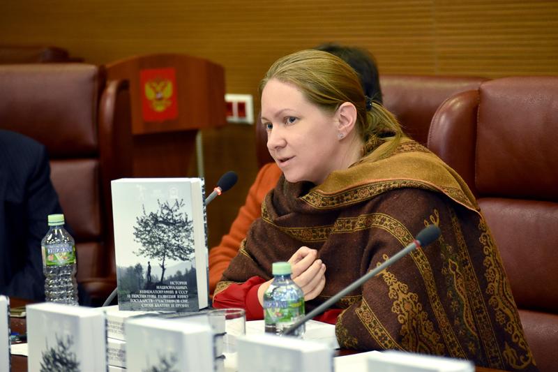 Нина Кочеляева о книге