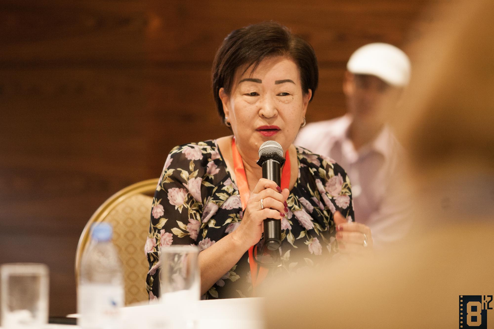 Анара Кашаганова