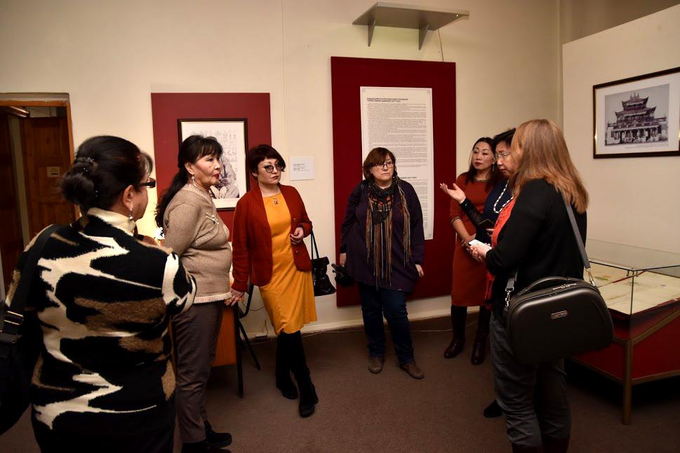 Сотрудники музея рассказвают о коллекции