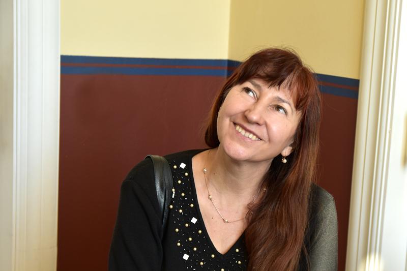 Юлия Елихина, ведущий научный сотрудник Эрмитажа, хранитель монгольской, тибетской и хотанской коллекций