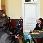 Интервью с Юлией Елихиной