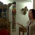 Интервью с хранителем коллекций Музея истории Бурятии Арюной Бальжуровой