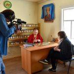Дашинима лама Доржиев, эмчи лама (лекарь) – прием и интервью