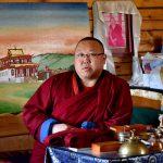 Чингис лама Ешиев, ширээтэ лама Шулутского дацана