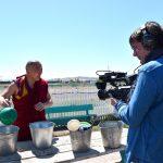 Улзын Добоо. Буда лама Цыденов рассказывает о колодце с серебряной водой