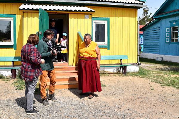 Интервью с Цыреном Дондукбаевым, Дид Хамбо Ламой по Забайкальскому краю