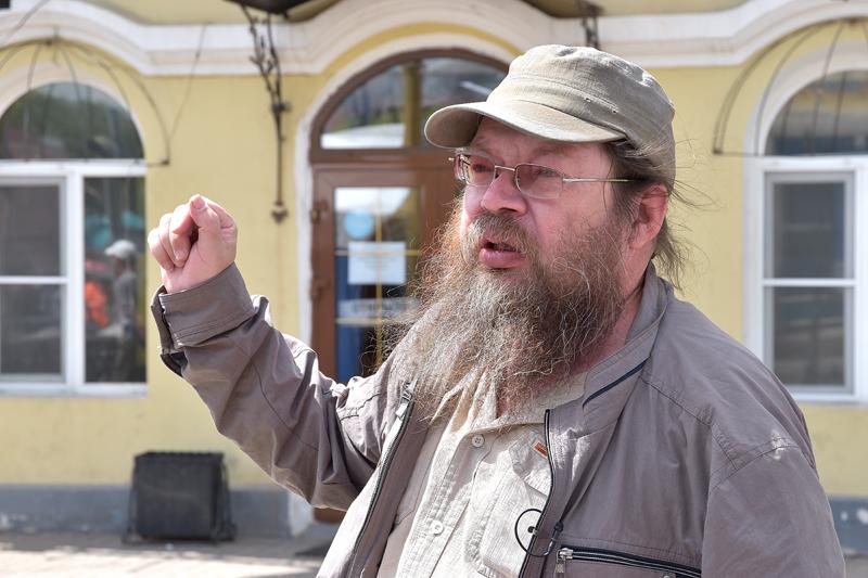 Виктор Харитонов, краевед