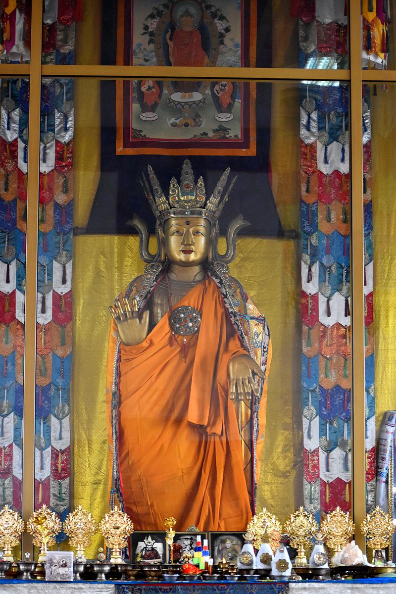 Сандаловый Будда