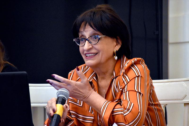 Нина Викторовна Геташвили