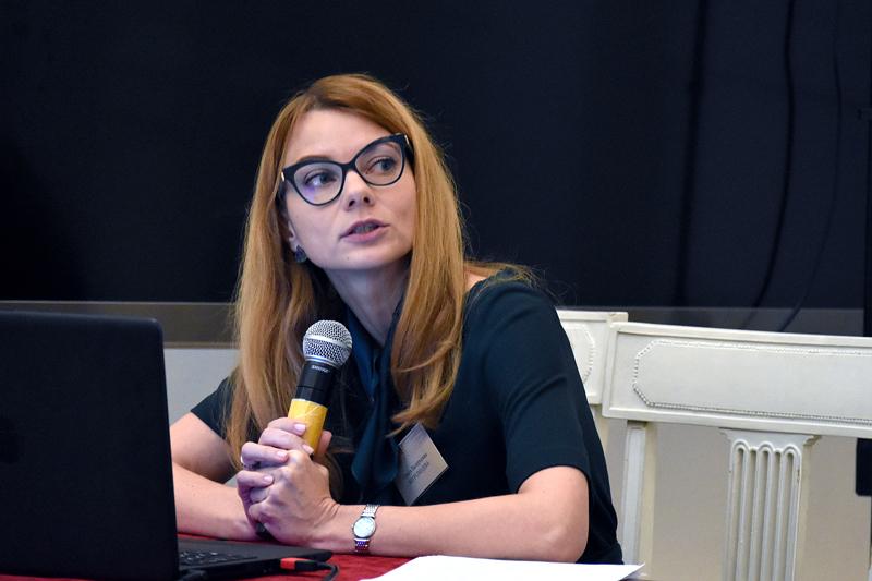 Ольга Валерьевна Муромцева