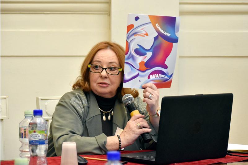 Марианна Георгиевна Шепф