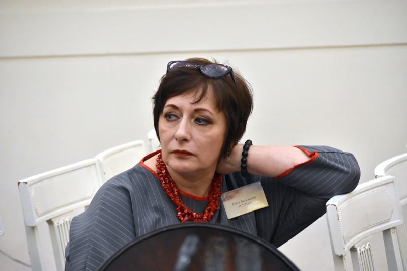 Елена Васильевна Ильина