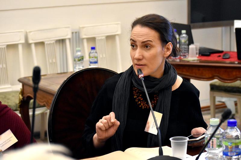 Ирина Юрьевна Чмырева