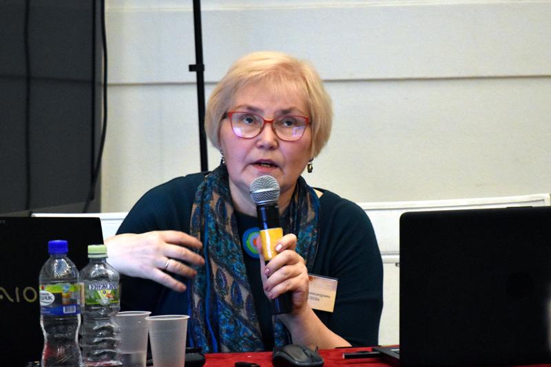 Тамара Александровна Галеева